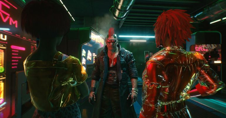 In breathtaking news, Cyberpunk 2077 lets you play as Keanu Reeves