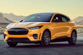Ford Mustang Mac-E GT gets 0-60 mph in 3.5 seconds