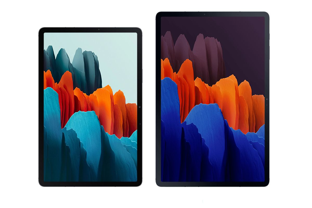 Samsung Galaxy Tab S7 and S7 + second screen for Windows PCs