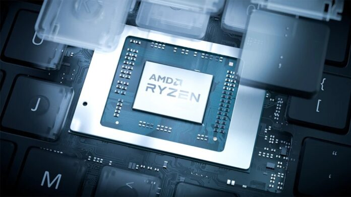 The Ryzen 5000 mobile review series is coming out next week