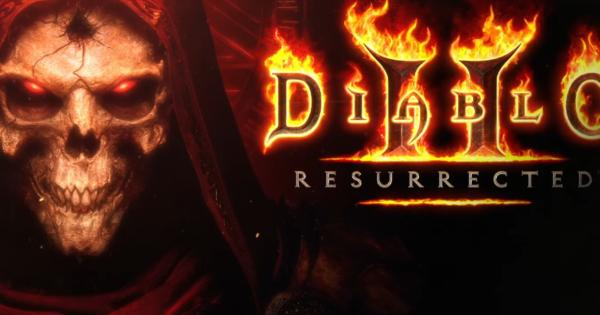 Diablo II Remaster is a reality and will bring games to consoles for the first time
