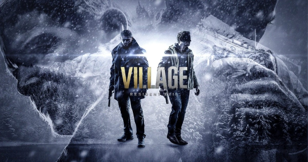 Enjoy this amazing opportunity in Resident Evil Village (PS5)