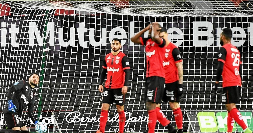 Forward to Guingamp.  The match is missing in Roudourou – En Avant Guingamp