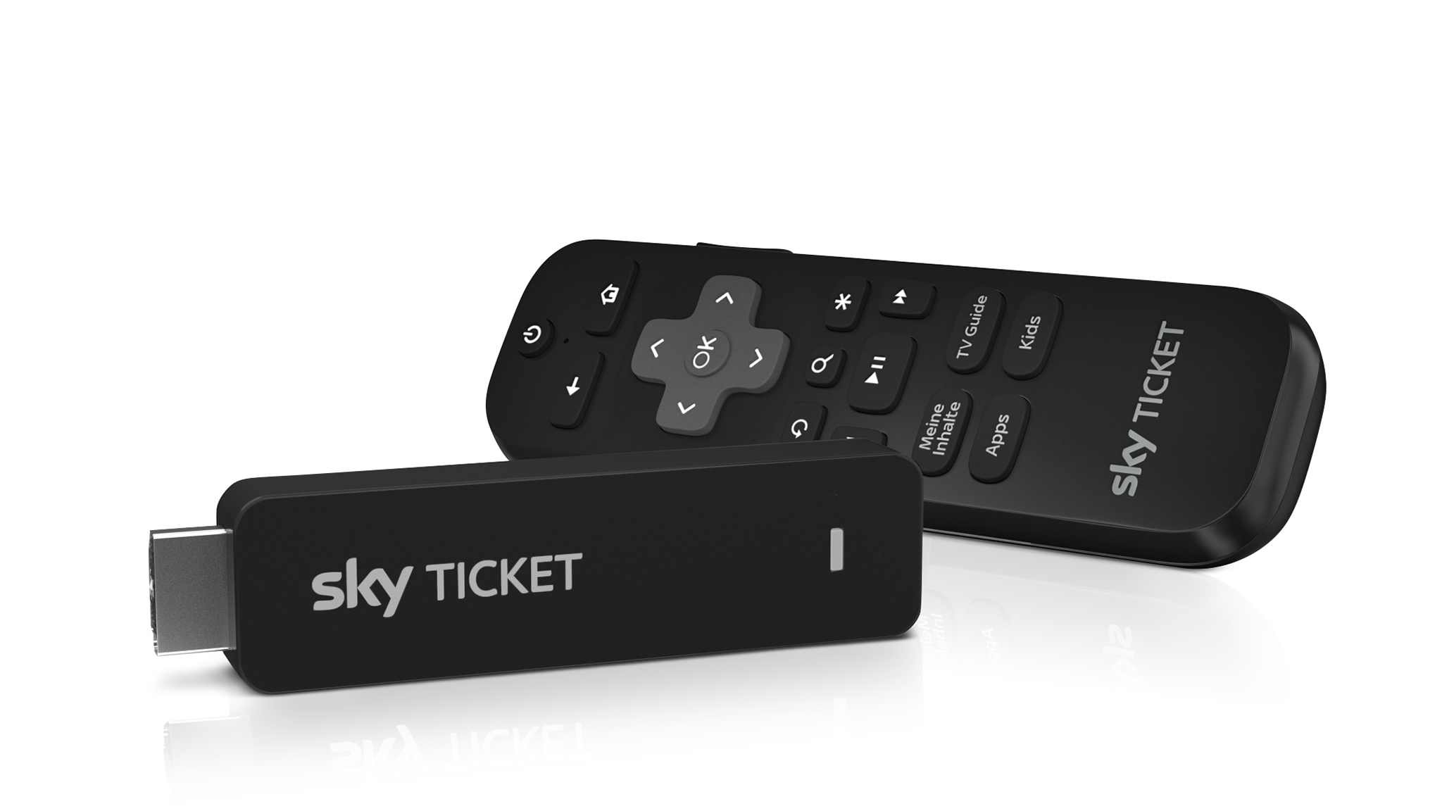 Disney + is now available on the Sky Ticket TV Stick