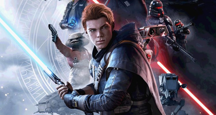 Fallen Order, E.A.  Allows free upgrade from disk to PS5 Digital and Series S-Nert 4. Life