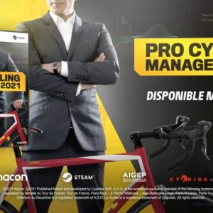 Tour de France – Pro Cycling Manager 21 game available!